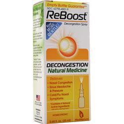 Heel ReBoost - Decongestion Spray .68 fl.oz