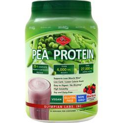 Olympian Labs Pea Protein Mixed Berries 820 grams