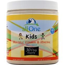All One Kids - Multivitamin Powder 7.95 oz