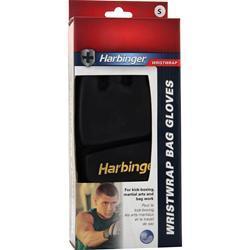 Harbinger WristWrap Bag Glove Black (S) 2 glove