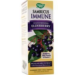Nature's Way Sambucus Immune System Syrup 8 fl.oz
