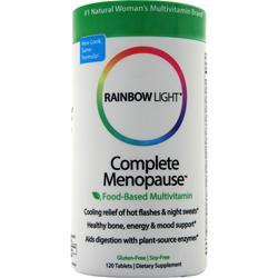 Rainbow Light Complete Menopause Multivitamin 120 tabs