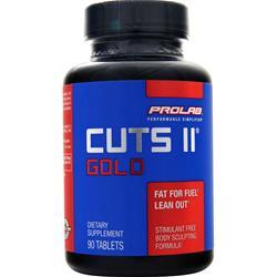 ProLab Nutrition Cuts II Gold 90 tabs