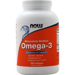 Now Omega-3 500 sgels