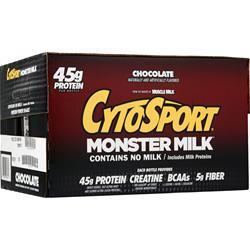 Cytosport Monster Milk RTD Chocolate 12 bttls