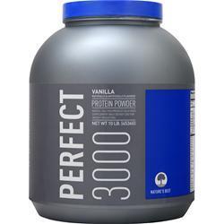 Nature's Best Perfect 3000 Vanilla 10 lbs