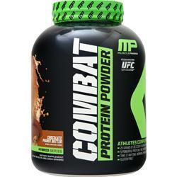 Muscle Pharm Combat Chocolate Peanut Butter 4 lbs