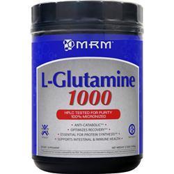 MRM L-Glutamine Powder 1000 grams