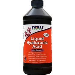 Now Liquid Hyaluronic Acid Berry 16 fl.oz