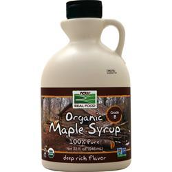 Now 100% Pure Maple Syrup 32 fl.oz