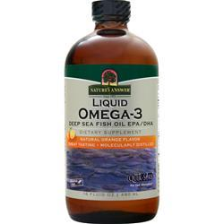 Nature's Answer Omega-3 Liquid with Quik-Sorb 16 fl.oz