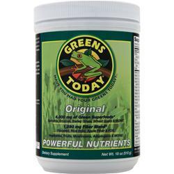 Nature's Answer Green's Today - Original Formula  EXPIRES 9/17 18 oz