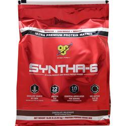 BSN Syntha-6 Chocolate Milkshake 10.05 lbs