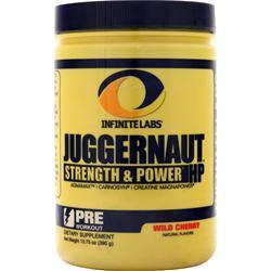 Infinite Labs Juggernaut HP Wild Cherry 390 grams