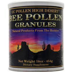 CC Pollen High Desert Bee Pollen Granules 1 lbs