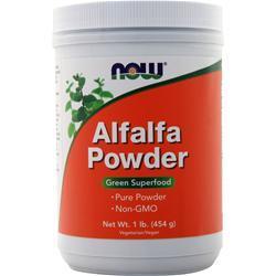 Now Alfalfa Powder 1 lbs