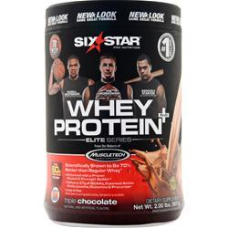 Six Star Pro Nutrition Whey Protein Plus Elite Series Triple Chocolate 2 lbs