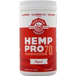 Manitoba Harvest Hemp Pro 70 16 oz