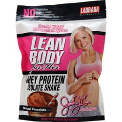 Lean body for her protein shake