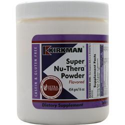 Kirkman Super Nu-Thera Powder - Hypoallerganic 454 grams