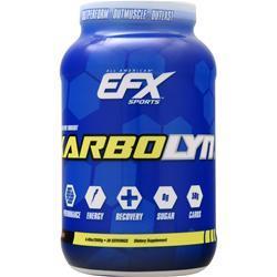 EFX SPORTS KarboLyn Orange Shockwave 4.4 lbs