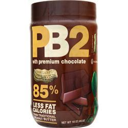 Bell Plantation PB2 - Powdered Peanut Butter With Chocolate 16 oz