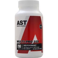 AST Multi Pro 32X 200 cplts