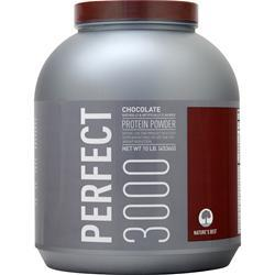 Nature's Best Perfect 3000 Chocolate 10 lbs