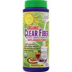 Renew Life Organic Clear Fiber 9.5 oz