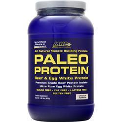 MHP Paleo Protein - Beef & Egg White Protein Vanilla Almond 1.82 lbs