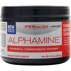 PES Alphamine Fruit Punch 8.9 oz