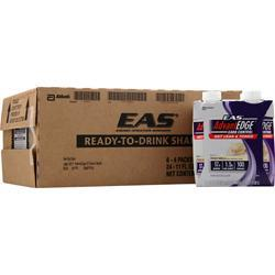 EAS AdvantEdge Carb Control RTD French Vanilla 24 cans