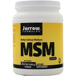 Jarrow MSM 1000 Powder 2.2 lbs