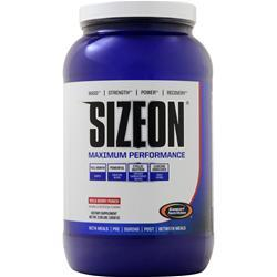 Gaspari Nutrition SizeOn Maximum Performance Wild Berry Punch 3.49 lbs