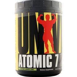 Universal Nutrition Atomic 7 'Lectric Lemon Lime 1000 grams