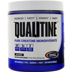 Gaspari Nutrition Qualitine - Pharmaceutical Grade Creatine Monohydrate 300 grams