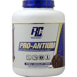 Ronnie Coleman Pro-Antium - Supreme Multifaceted Protein Complex Double Chocolate Cookie 4.74 lbs