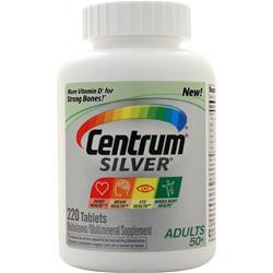 Centrum Centrum Silver - Adults 50+ 220 tabs