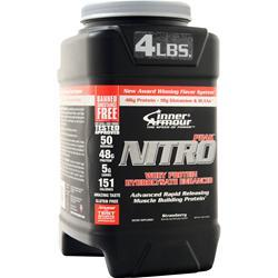 Inner Armour Nitro-PEAK Strawberry 4 lbs