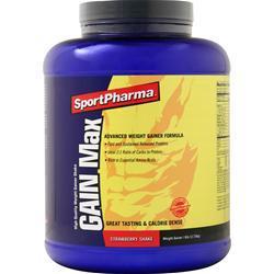SportPharma GAIN Max Strawberry 6 lbs