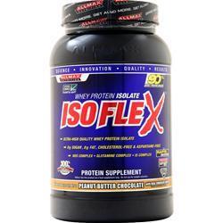 Allmax Nutrition IsoFlex - Whey Protein Isolate Peanut Butter Chocolate 2 lbs