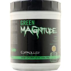 Controlled Labs Green MAGnitude Electric Lemonade EXPIRES 3/17 1.83 lbs