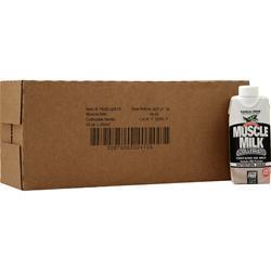 Cytosport Muscle Milk Collegiate RTD (11 fl.oz.) Vanilla Creme 12 cans