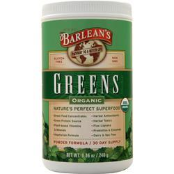 Barlean's Barlean's Greens - Nature's Perfect Superfood 8.46 oz