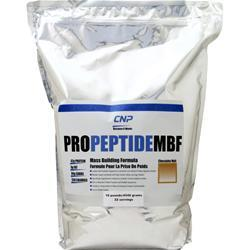 CNP Professional ProPeptide MBF Chocolate Malt 10 lbs
