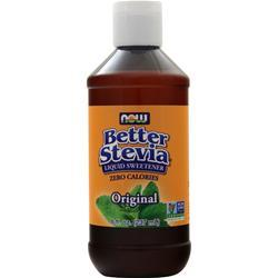 Now Stevia Extract 8 fl.oz