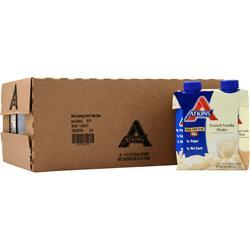 Atkins Ready To Drink Shake (RTD Tetra-Can) Vanilla 24 cans