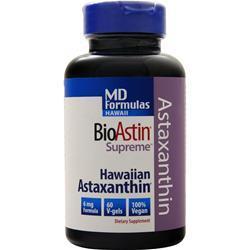 Nutrex Hawaii MD Formulas - BioAstin Supreme 60 vcaps