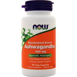 Now Ashwagandha (450mg) 90 vcaps