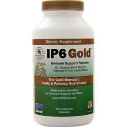 IP6 Gold - Immune Support Formula 240 caps